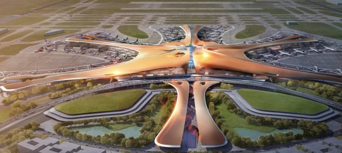 China Opens $11.2 Billion Beijing Giant International Airport