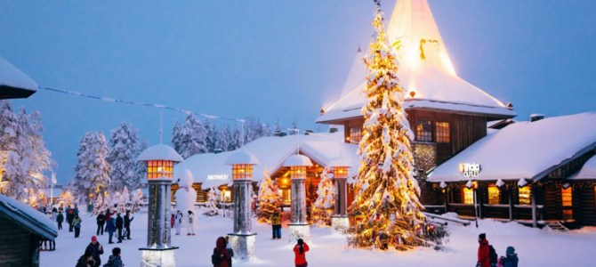 Beautiful Places To Visit In Christmas Holidays