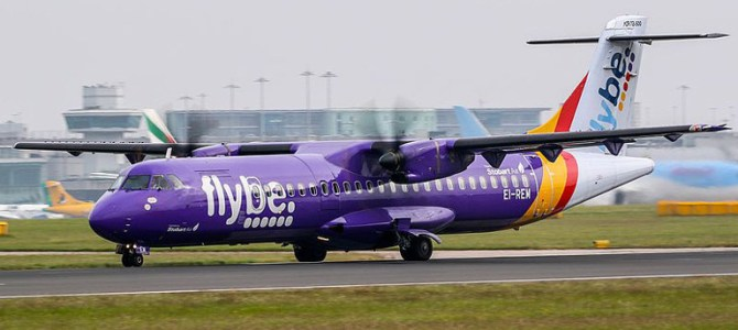 UK Airline FlyBe Collapse