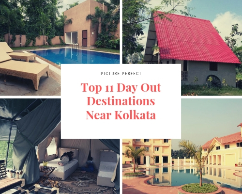Top 11 Day Out Destinations Near Kolkata