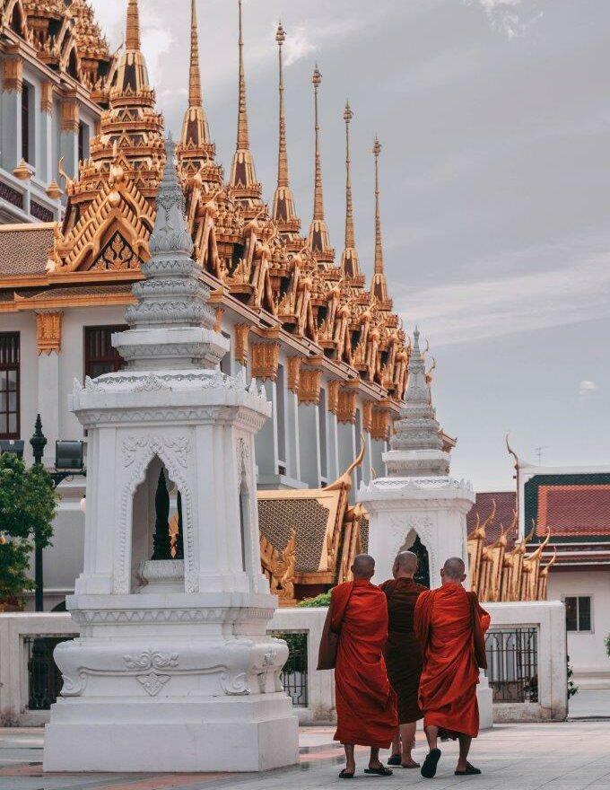 Bangkok Pattaya Tour from Kolkata