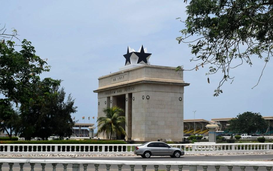 Accra Nigeria Ghana Roadtrip