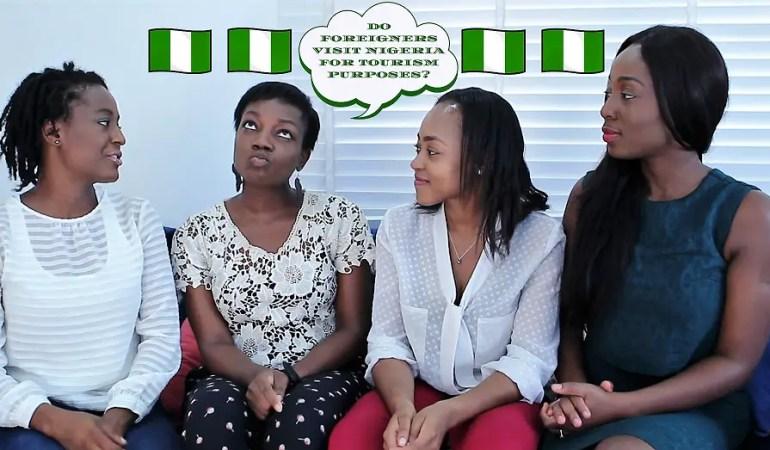 Do Foreigners Visit Nigeria for Tourism Purposes?