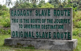 Badagry_slave trade route