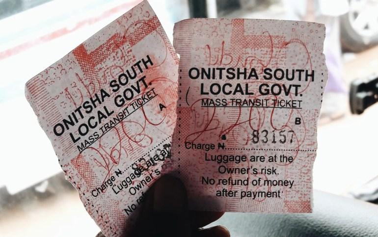 Onitsha South Bus