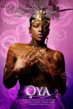 Oya_african Diety
