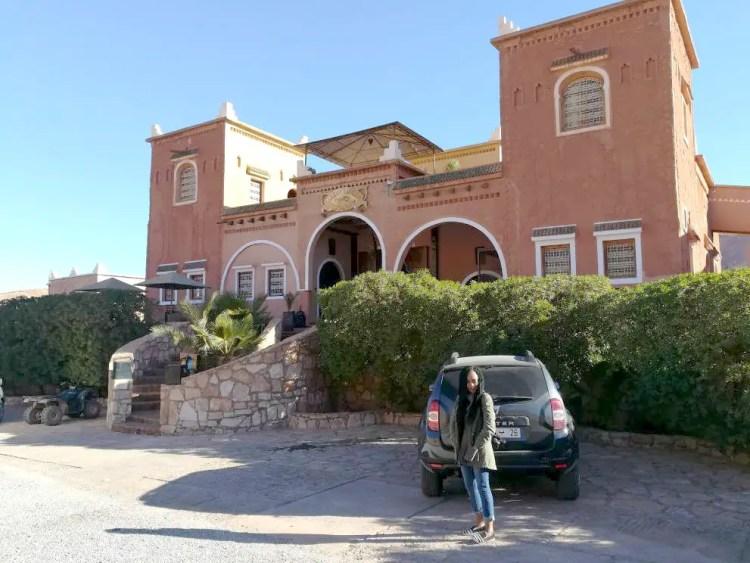Ait BenHaddou Hotel