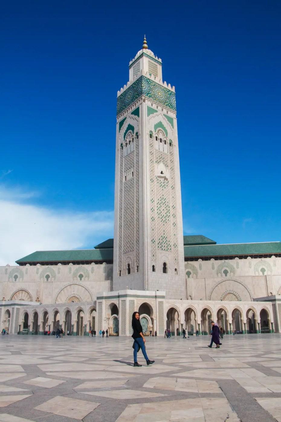 Casablanca Visit