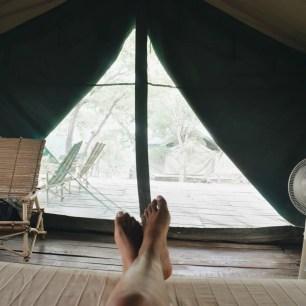 Pendjari Lodge Tent