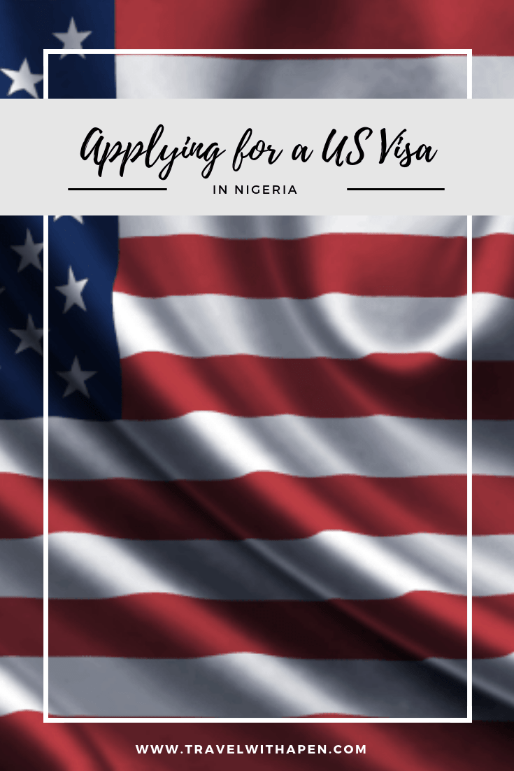US Visa Application Nigeria