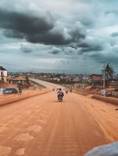 Ghana Road Trip