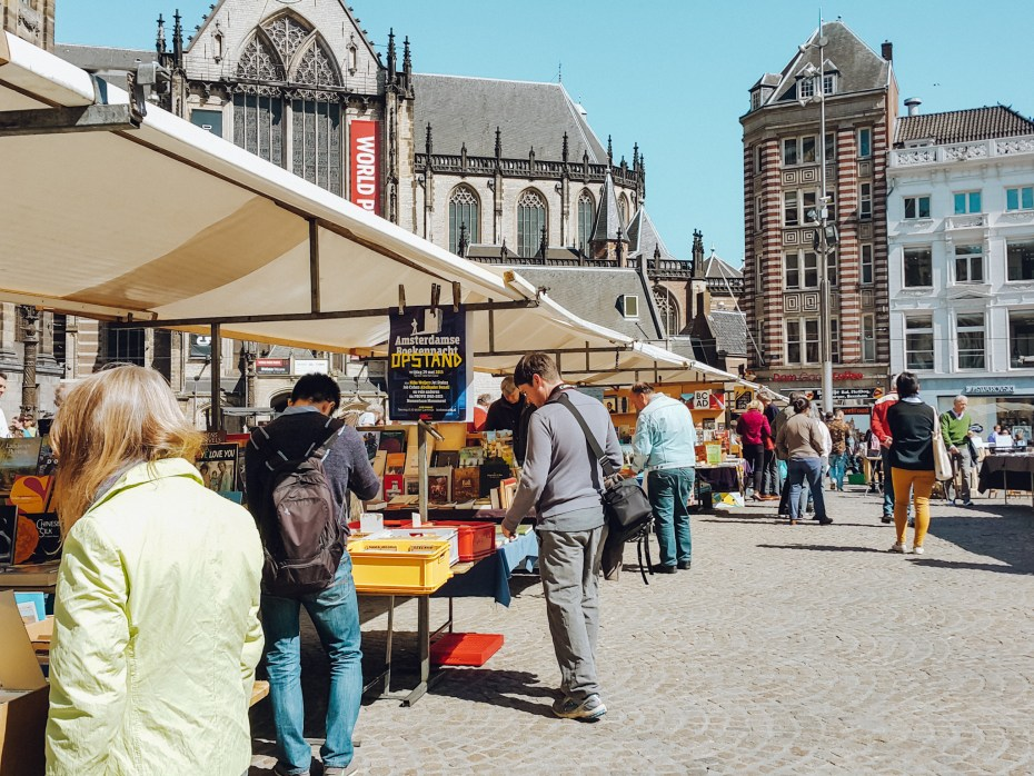 Dam Square Market