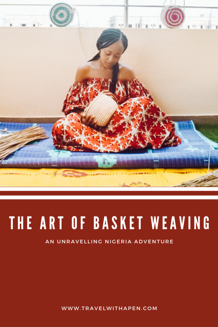 The Art of Basket Weaving