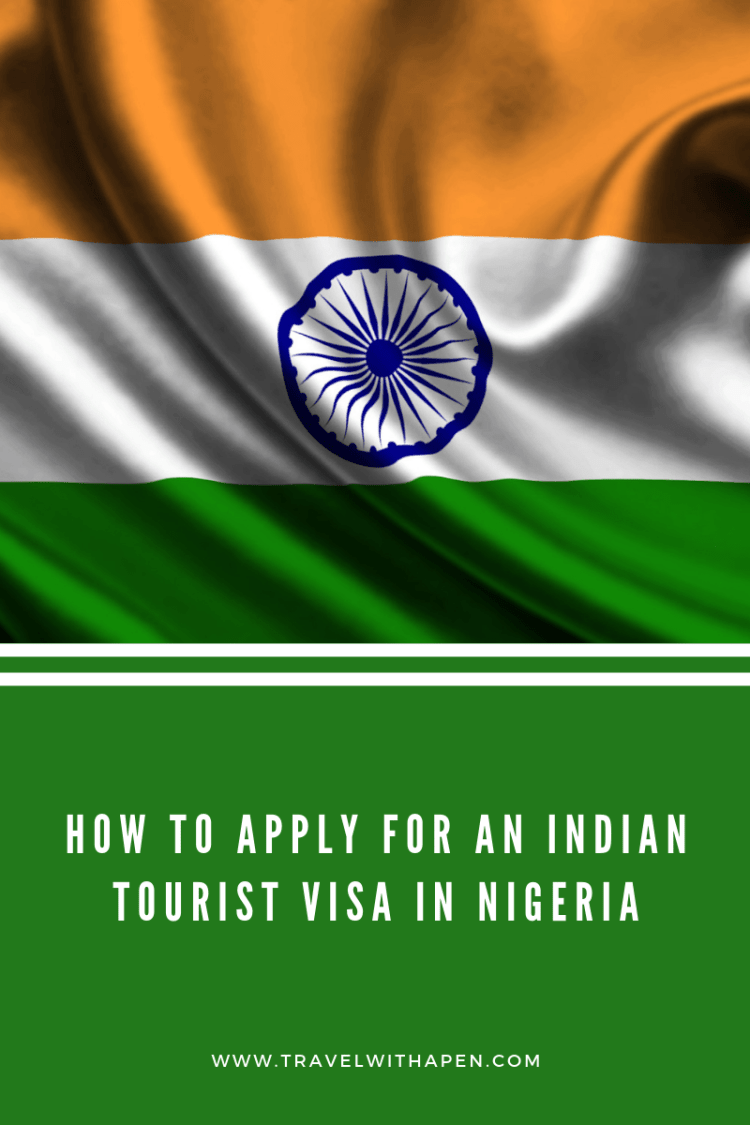 Apply for Indian Visa in Nigeria