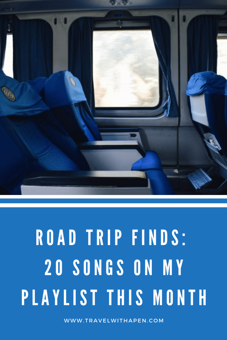 Songs for a road trip