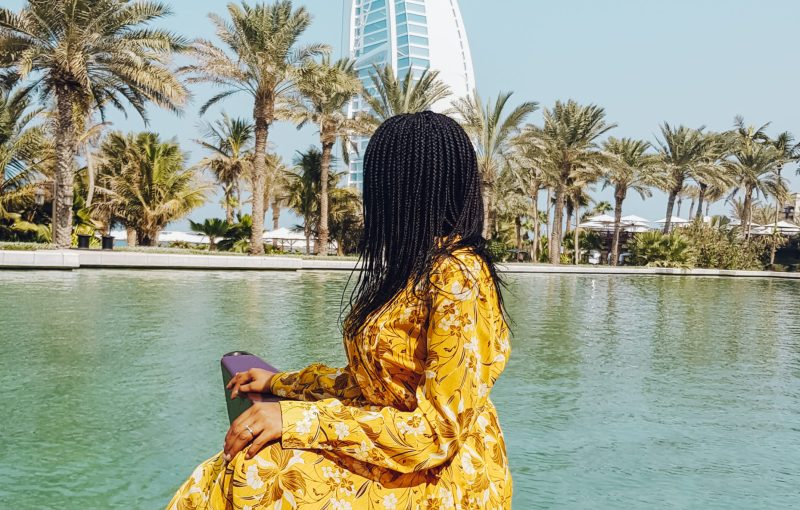 Lagos to Dubai Travel