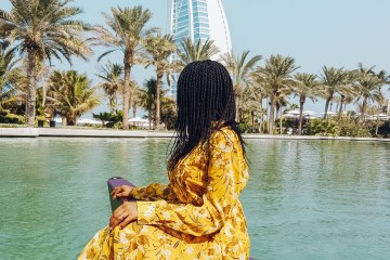 Lagos to Dubai Travel