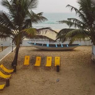 Jara Beach Resort in Lagos