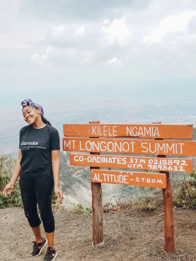 Mount Longonot Kenya