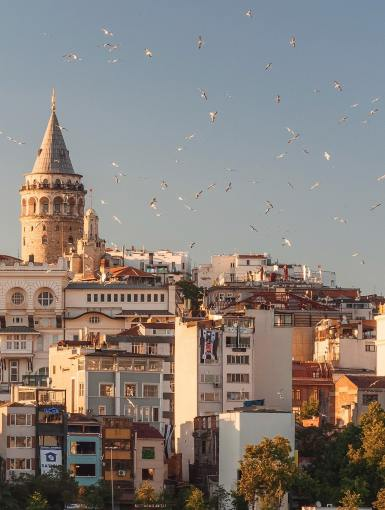 Istanbul Galata Tower Photo by Anna on Unsplash
