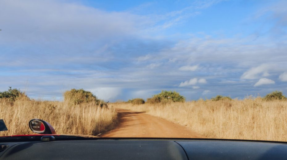 Do you need a 4 wheel Drive in Nairobi National Park?