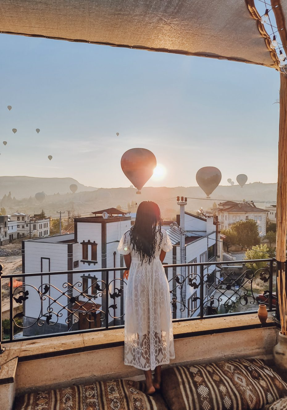 Osmanli Cappadocia Terrace