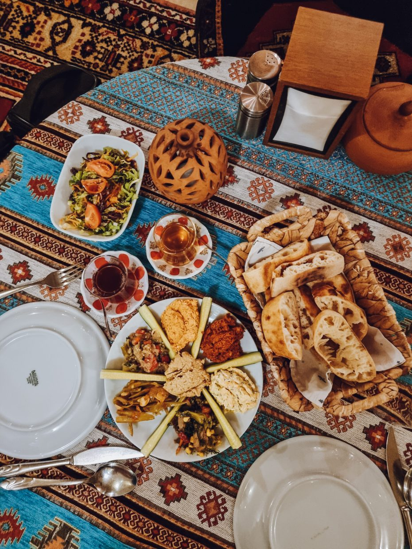 Top Deck Restaurant Dinner