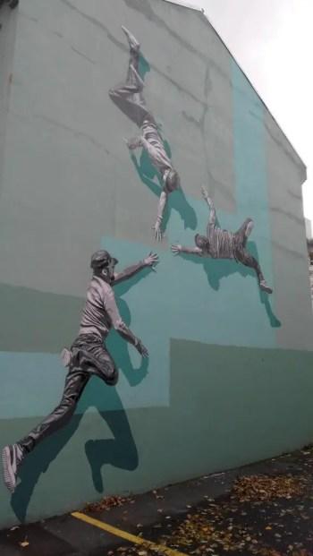 Grafitti, Reykjavik