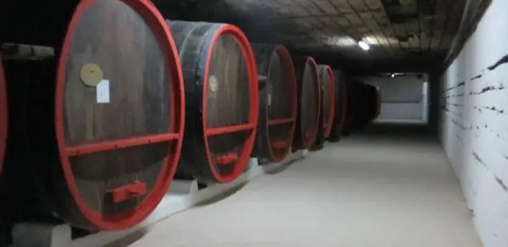 Butoaie de vin, Cricova, Moldova