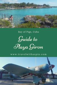 Complete guide to Playa Giron in the Bay of Pigs of Cuba