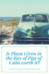 Is Playa Giron in the BayIs Playa Giron in the Bay of Pigs of Cuba worth it - complete guide of Pigs of Cuba worth it