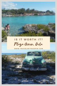 Ultimate guide Playa Giron in Bay of Pigs Cuba - Is it worth it