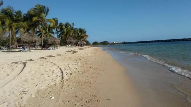 Playa Giron in Cuba, Golful Porcilor