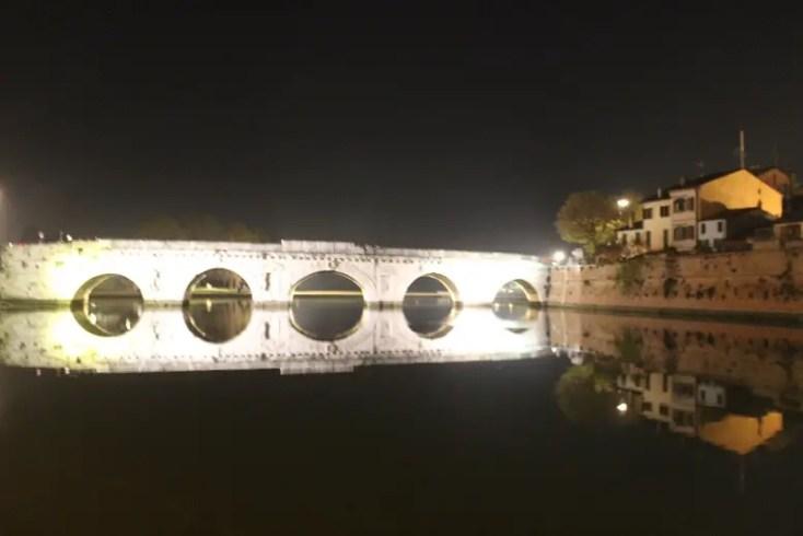 Bridge of Tiberius, Rimini
