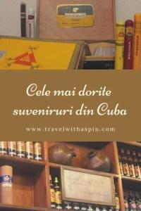 idei suveniruri Cuba