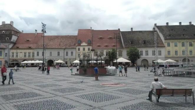 The Big Square, Sibiu