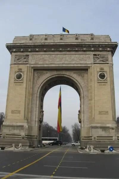 Arcul de Triumf de 1 Decembrie, București