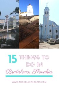 15 things to do in Bratislava Slovakia