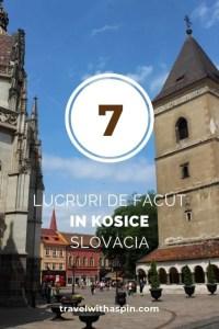 7 lucruri de facut in Kosice Slovacia