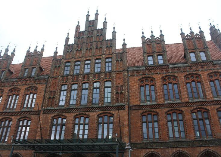 The Old Townhall, Hanover, Germany