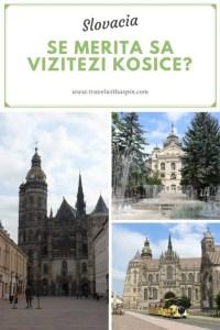 Se merita sa vizitezi Kosice din Slovacia?