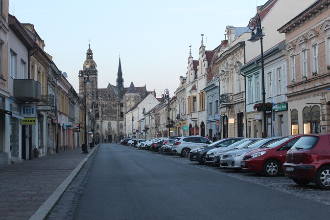 cathedral street
