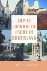 top 15 lucruri de facut in Bratislava