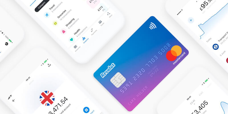 Revolut a new alternative for changing money