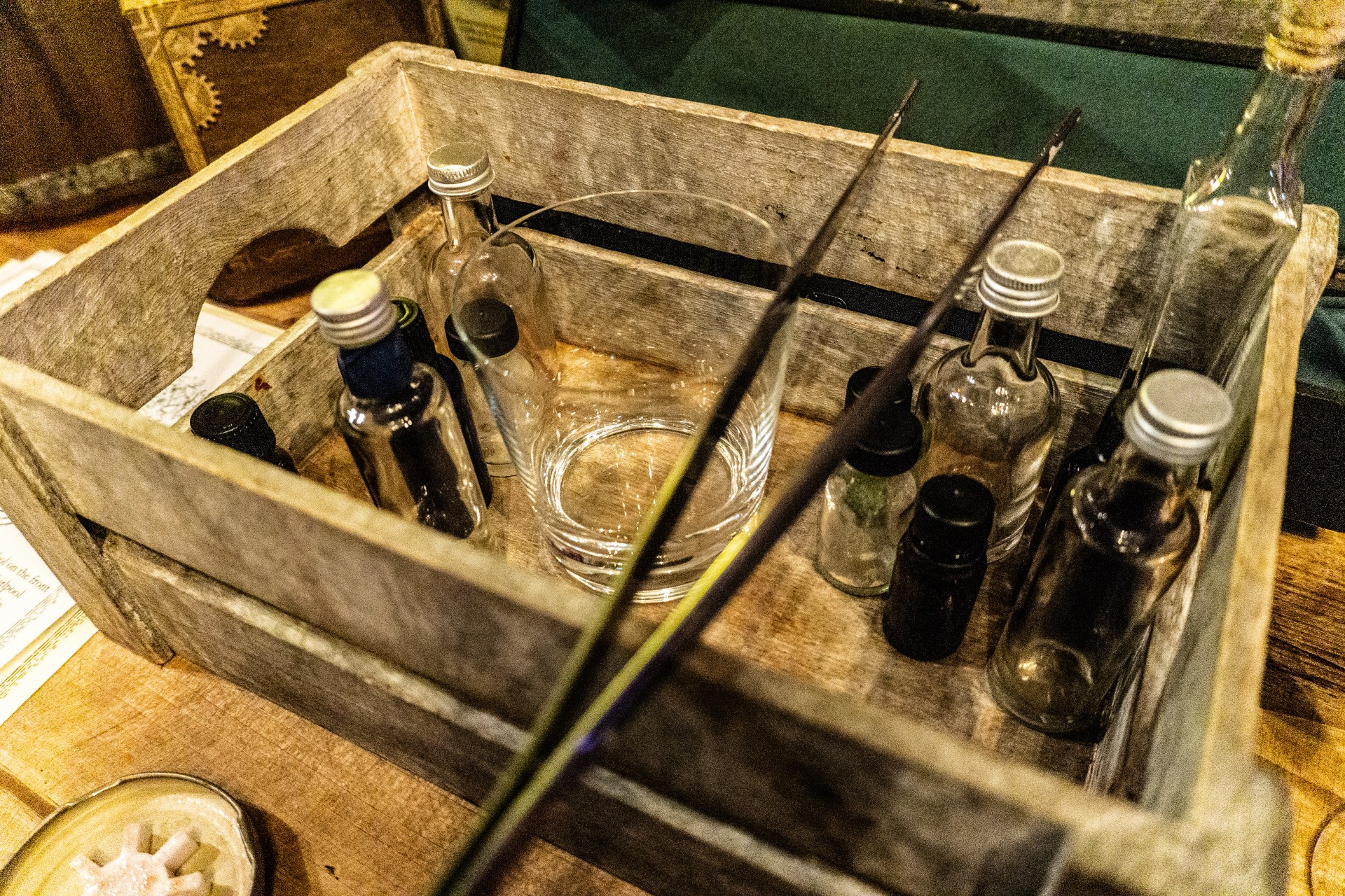 Potions brouwen in een echte Harry Potter themed cocktailbar