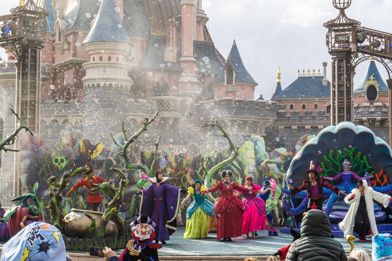 De beste shows van Disneyland Parijs