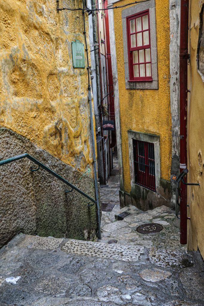 Wandeling door Porto