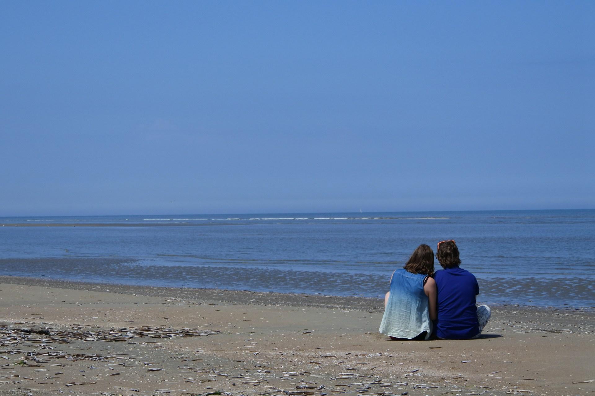 Nederland strand