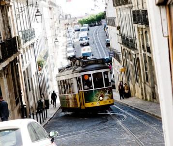 Lisszabon villamos