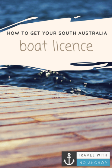 How to get a boat licence in South Australia #boating #boatlicence #southaustralia #pwclicence